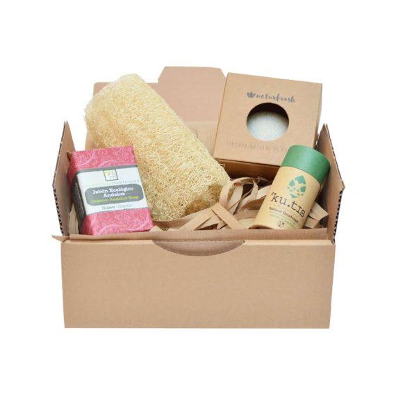 Kit higiene corporal Zero Waste