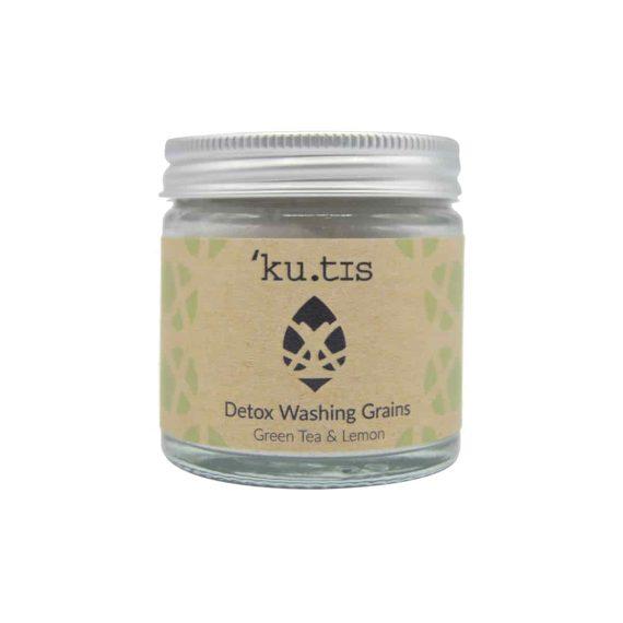 Mascarilla natural detox - Té verde y Limón