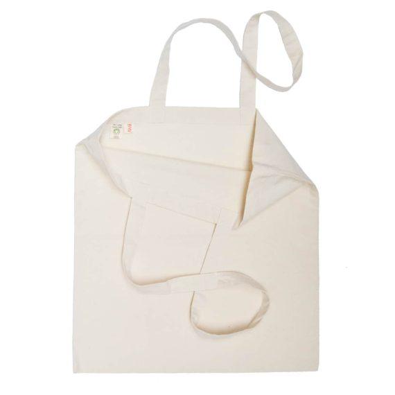 Bolsa tipo Tote Bag de Algodón Orgánico