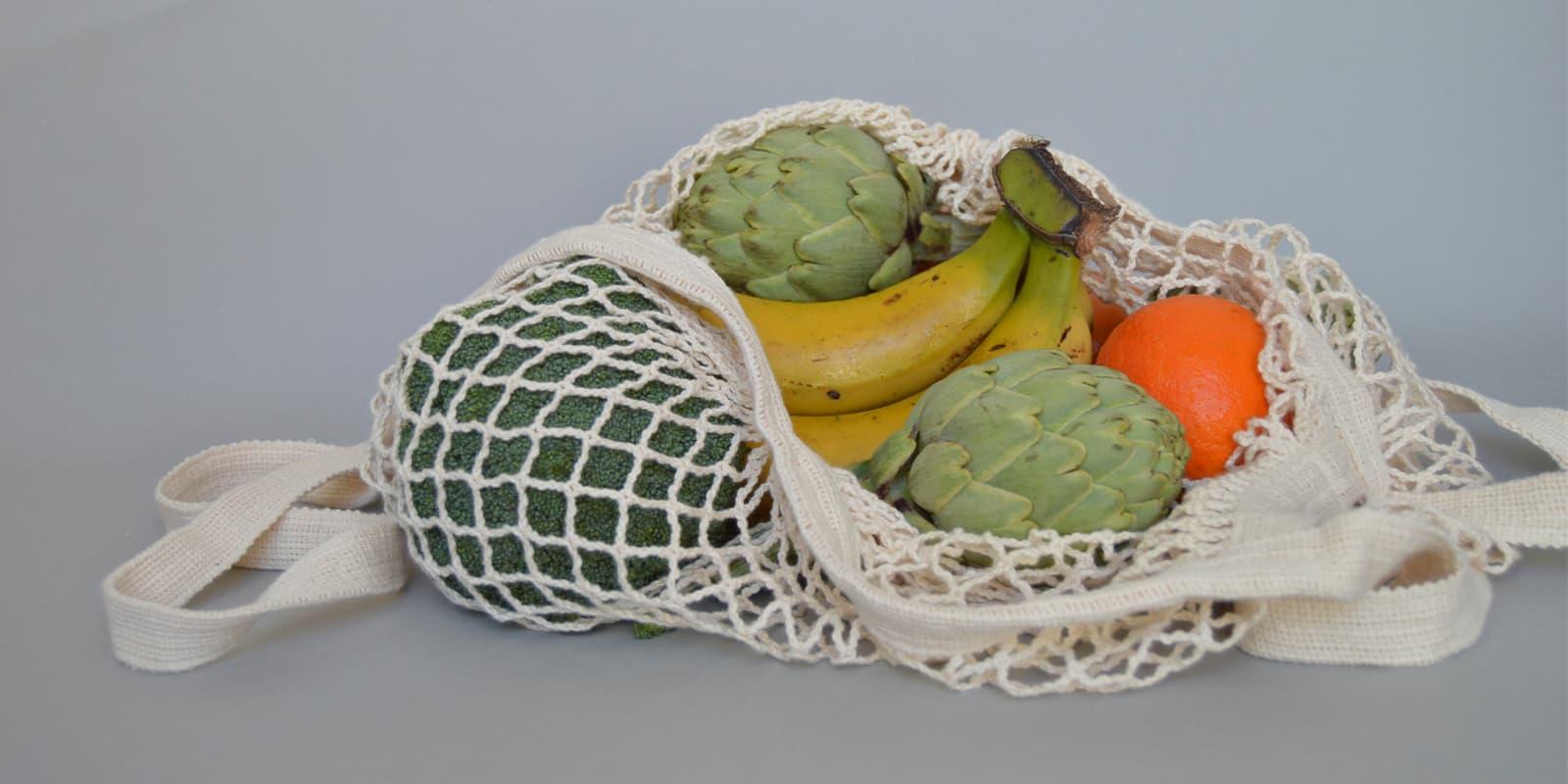 Bolsas de tela para comprar a granel