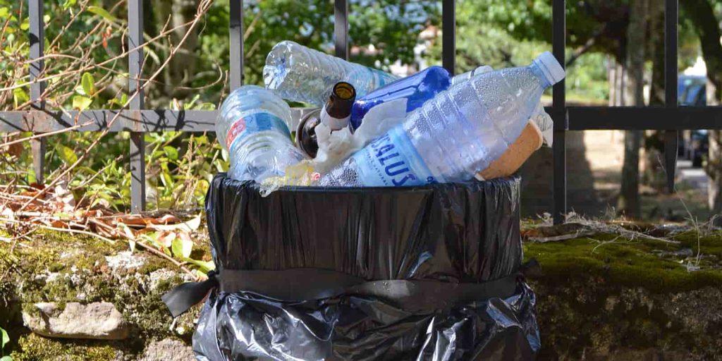 Basura Envases No Reciclables