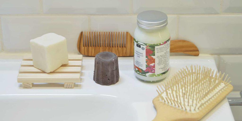 Higiene Capilar Zero Waste