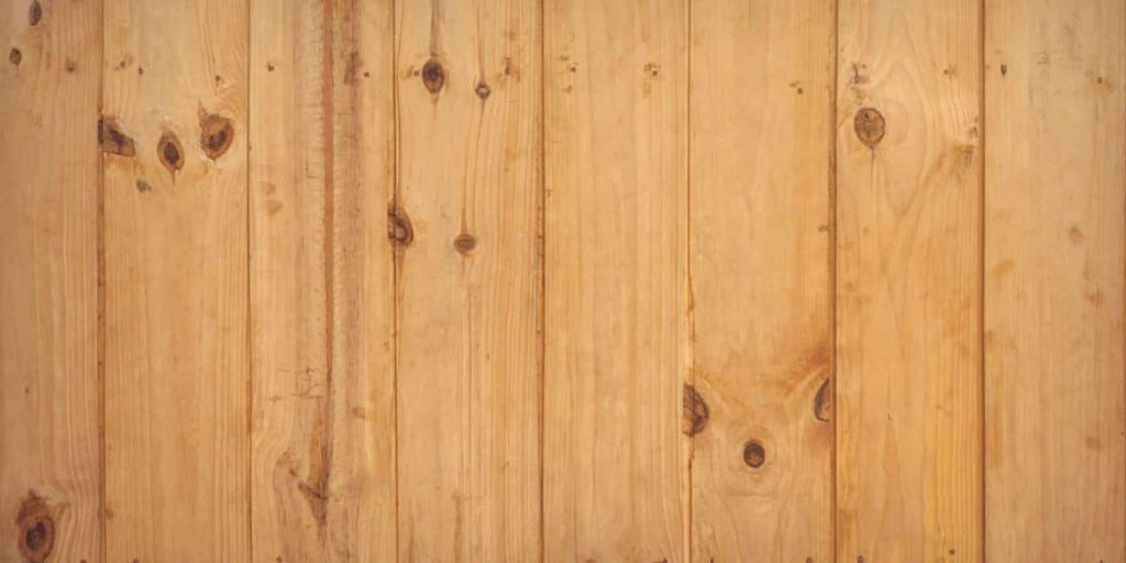 Limpieza fácil superfície madera