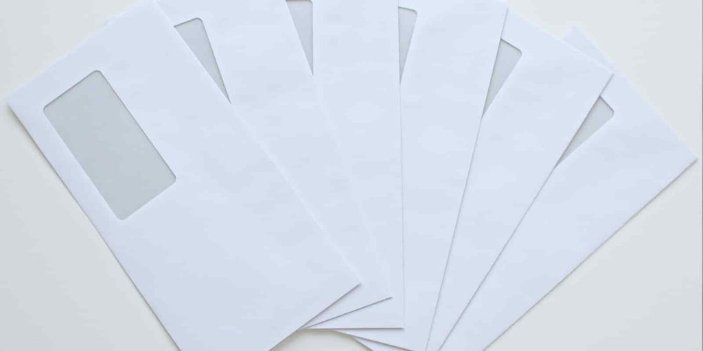 Sobres-correo-postal